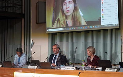 9th Annual Cape Town Convention Academic Conference Held in Rome & Zoom