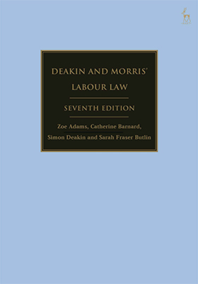 Deakin and Morris Labour Law 7th edition