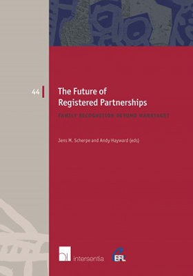The Future of Registered Partnerships: Family Recognition Beyond Marriage?