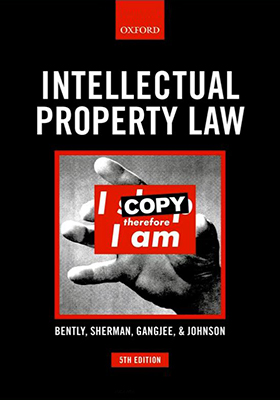Intellectual Property Law fifth edition