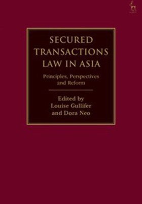 Secured Transactions Law in Asia