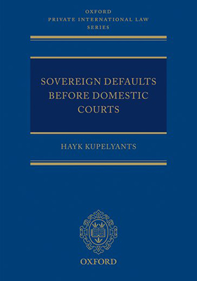 Sovereign Defaults Before Domestic Courts