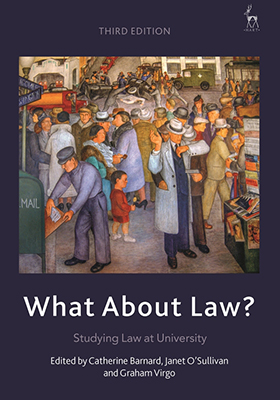 About What About Law? 3rd edition
