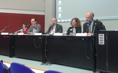 Poitiers/Cambridge Conference on Precariousness On 4/5 December 2014