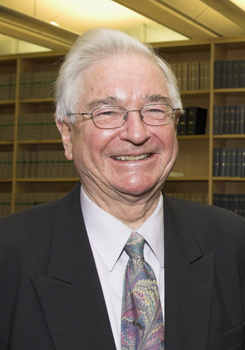 It is with great sadness that we report the death of Professor Sir David Williams, who passed away on 6 September. - professor_sir_david_williams
