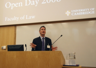 Law Faculty Open Day 2011