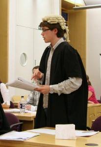 Sutton Trust Summer School in Law 2009