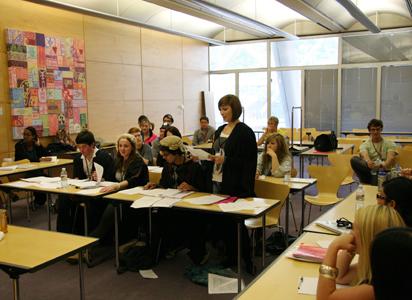 Sutton Trust Summer School in Law 2010