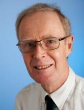 Professor John Bell's picture